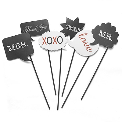 Word Bubble Prop Set