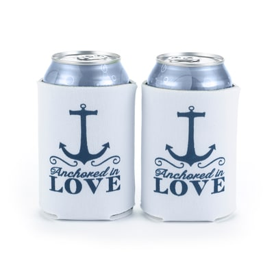 Nautical - Can Coolers