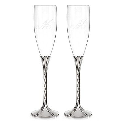 Zippered Elegance Flutes