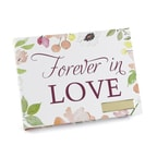 Floral Forever Guest Book - Personalized