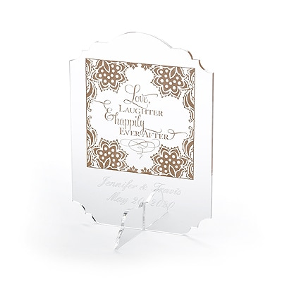 Lace Shimmers - Sign