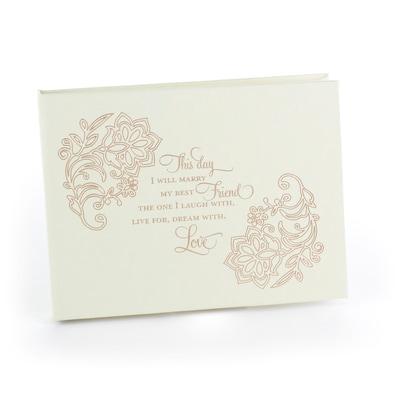 Lace Shimmers - Guest Book