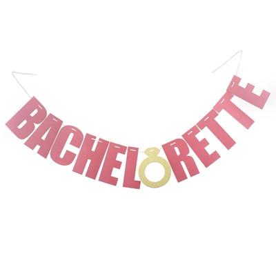 Bachelorette - Laser Cut Sign