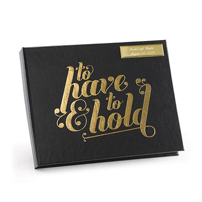 Have and Hold - Guest Book