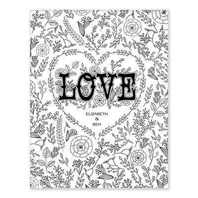 Whimsic Love - Art Print