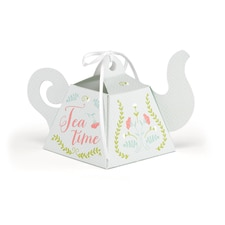 Tea Time - Favor Box