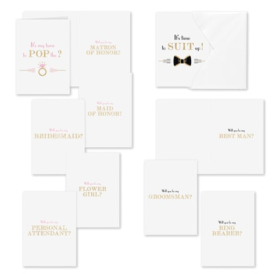 Pop the Question Card Set
