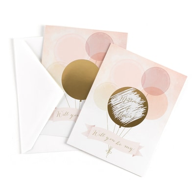 Pop the Question - Scratch Off Card - Matron of Honor