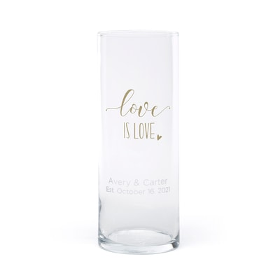 Love is Love - Large Cylinder