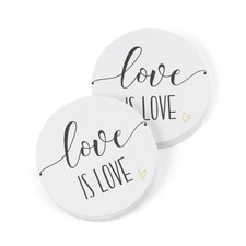 Love is Love - Coaster
