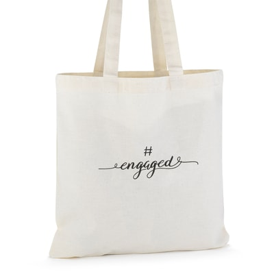 #engaged Tote Bag