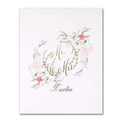 Ethereal Floral - Art Print