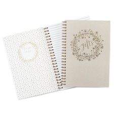 Whimsical Frame - Gift Record Book