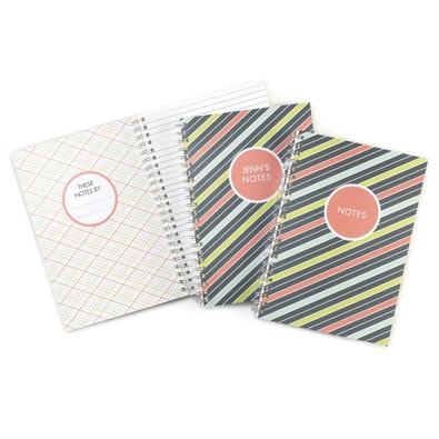 Bright Stripes - Journal