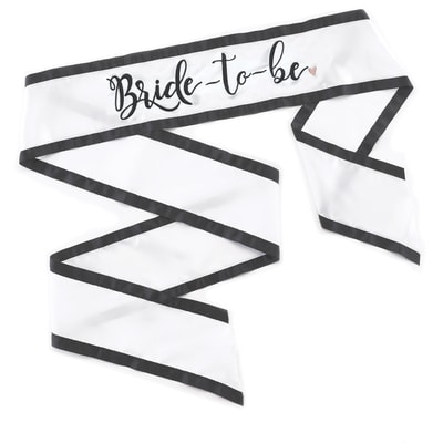 Bride-To-Be - Sash