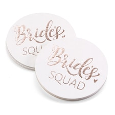 Bride's Squad - Coasters
