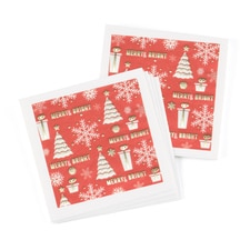 Christmas Icons - Napkins