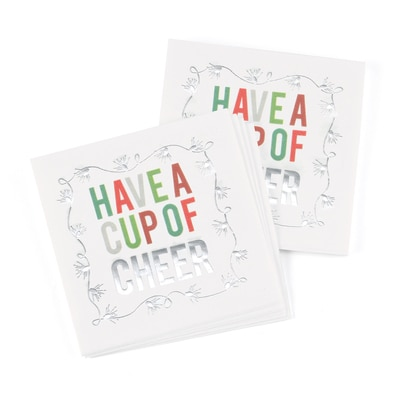 Have a Cup of Cheer - Napkins