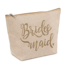 Bridesmaid - Flourish Cosmetic Bag