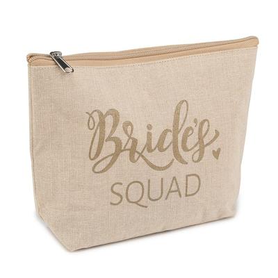 Bride's Squad - Flourish Cosmetic Bag
