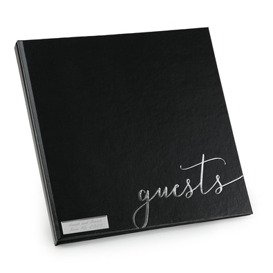 Elegant - Guest Book