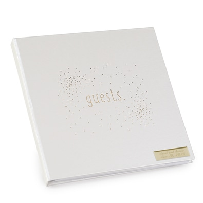 Tiny Dots - Guest Book