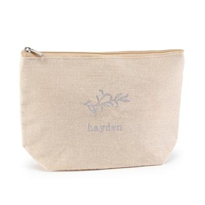 Greenery Branch Cosmetic Bag