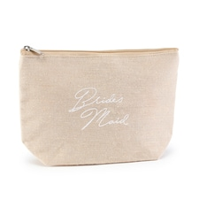 Cosmetic Bag for the Bridesmaid