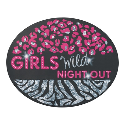 Girls Night Out - Repositionable Cling