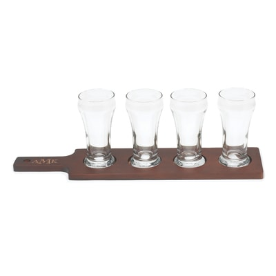 Beer Serving Flight - Personalized