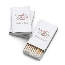 A Match Made in Heaven - Box Matches