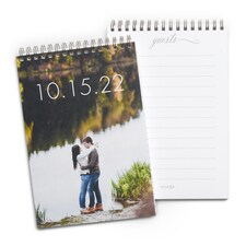 Photo Guest Book - Vertical