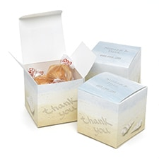Seaside Jewels Favor Boxes - Personalized