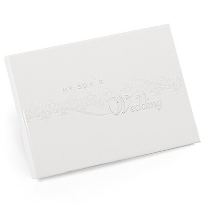 Pearlescent Wedding Album - Son