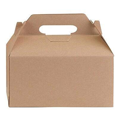 Large Gable Box - Kraft