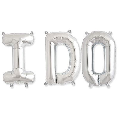 I Do Balloon Kit - 16