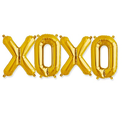 XOXO Balloon Kit - 34