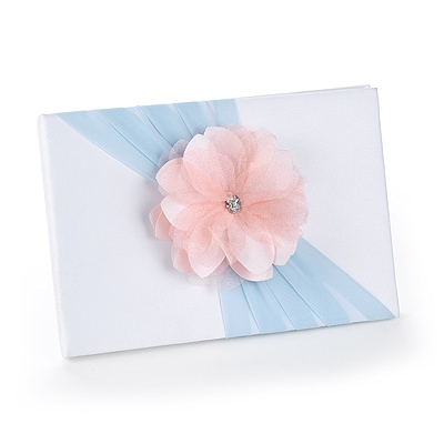 Pretty Pastels Guest Book