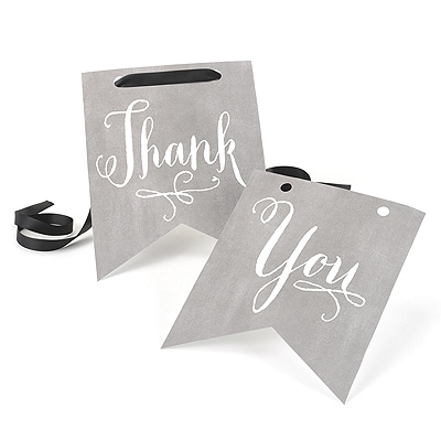 Charming Vintage - Signs - Thank You