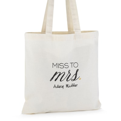 Mrs. Tote Bag