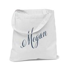 Custom Name - Tote Bag