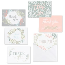 Greenery - Thank You Set