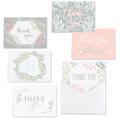Greenery - Thank You Set